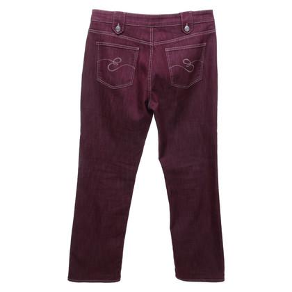 Escada Sport - Jeans in burgundy