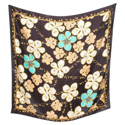 Wolford motifs écharpe de soie