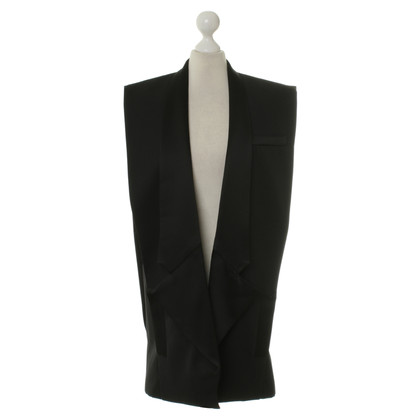 Balmain X H&M Vest with deep lapels