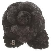 Chanel Blumenförmige Brosche