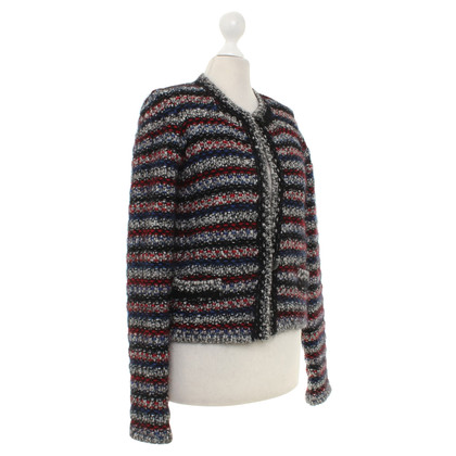 Isabel Marant Knitting Blazer Stripe