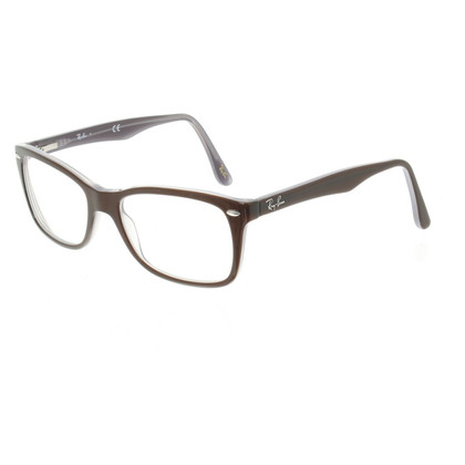 Ray Ban Brille in Braun