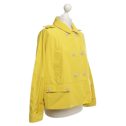 Moncler Jacket in yellow