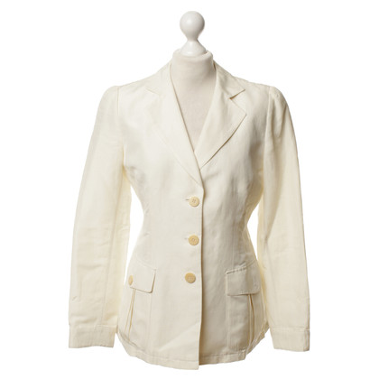 Armani Blazer in Off-White