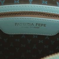 Patrizia Pepe Handtasche in Türkis