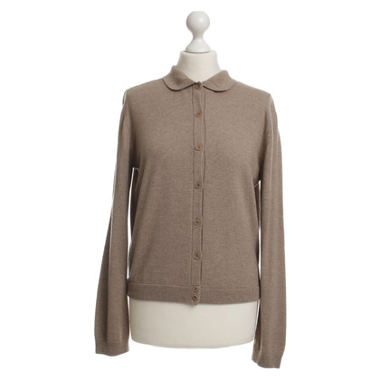 Armani Strickjacke in Beige