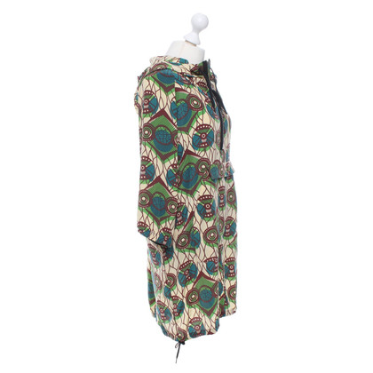 Marni for H&M Hooded zijden jurk