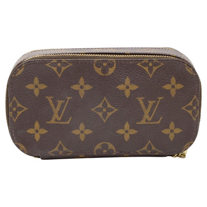 "Louis Vuitton ""Trousse Blush PM Monogram Canvas"""