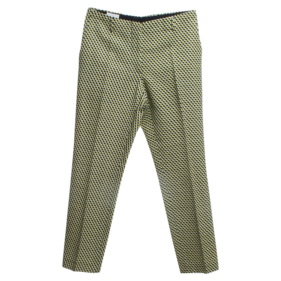 Dries van Noten trousers with graphical pattern