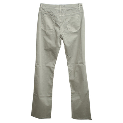 Closed Trousers in light khaki