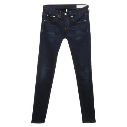 Rag & Bone Jeans in dark blue
