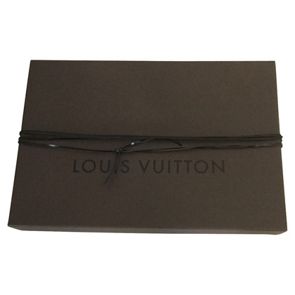 Louis Vuitton sciarpa di seta Monogram