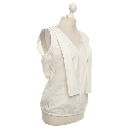 Neil Barrett Top in White