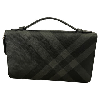 Burberry Handbag with plaid pattern