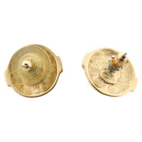 Givenchy Gold colored earplugs