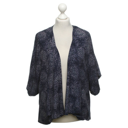 French Connection Top in blu