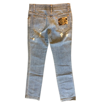 Dolce & Gabbana Jeans Used Look
