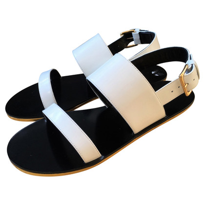 Marni Sandals in white