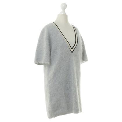 Schumacher Short sleeve sweater v-neck