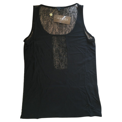 Gucci Top in pizzo