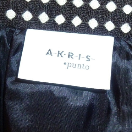Akris Short Cardigan with points
