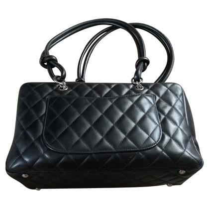 "Chanel ""Ligne Cambon Bowling Bag"""