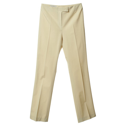 René Lezard Trousers in beige