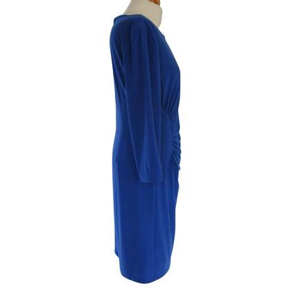 Tahari Dress in royal blue