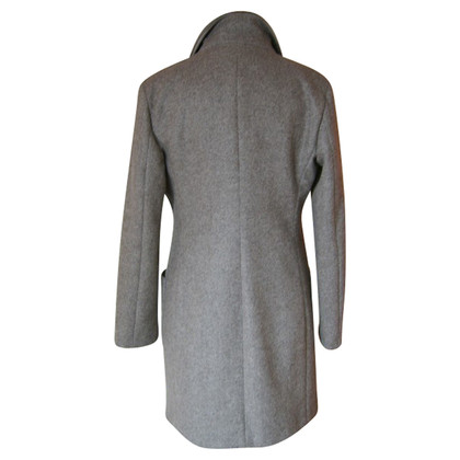 Fabiana Filippi Coat in Taupe