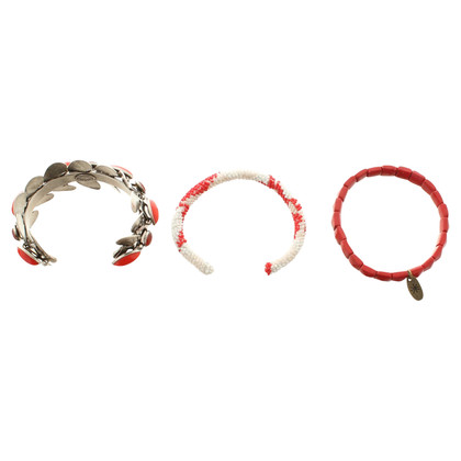 Isabel Marant Bracelet set with details