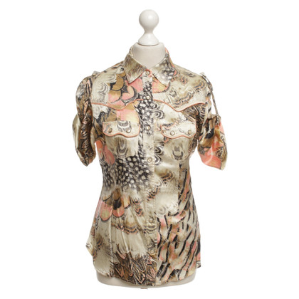 Roberto Cavalli Blouse with pattern