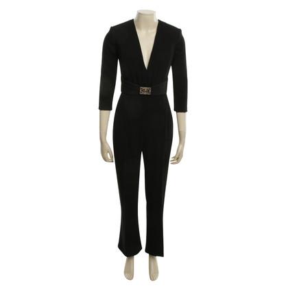 Elisabetta Franchi Jumpsuit in black