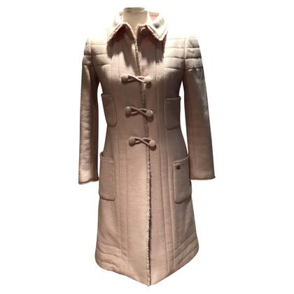 Chanel cappotto di lana
