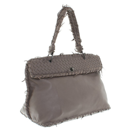 Bottega Veneta Handbag in taupe