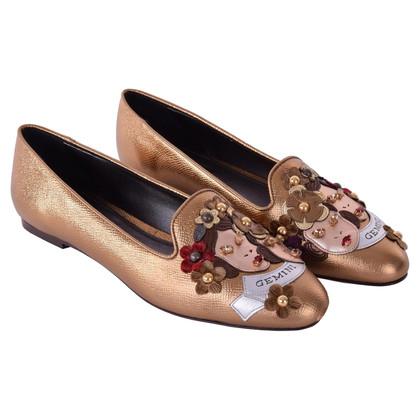 "Dolce & Gabbana Ballerinas ""Audrey"""