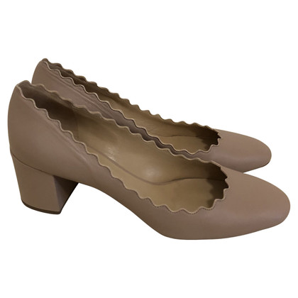 Chloé pumps in Nude