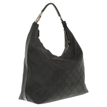 Gucci Handbag with Guccissima patterns