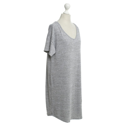 Rag & Bone abito in jersey in grigio