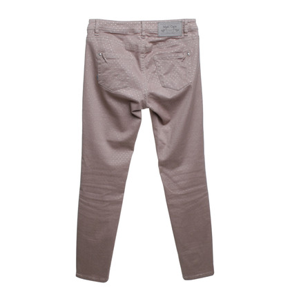 Marc Cain trousers with dot pattern
