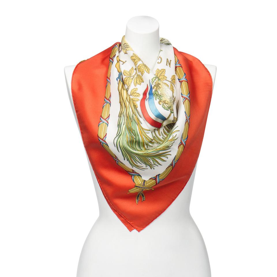 "Hermès Schal ""1789"""