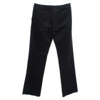 Maison Martin Margiela Pantalon en noir