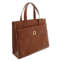 Aigner Handbag in brown