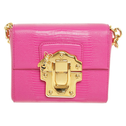 "Dolce & Gabbana ""Lucia Bag"" in Pink"