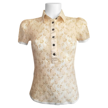 D&G Shirt with lace