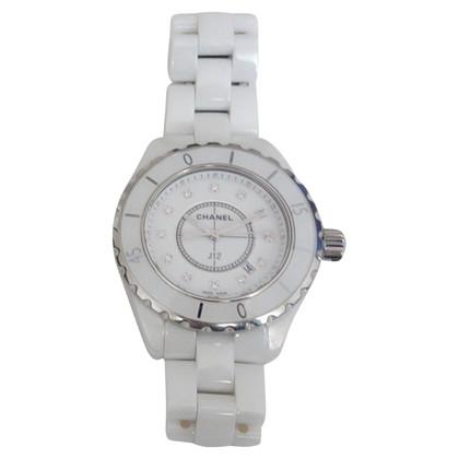 """Chanel """"J12 Watch Index Diamonds"""""""