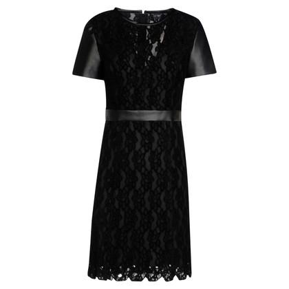 Armani Jeans Kleid aus Kunstleder