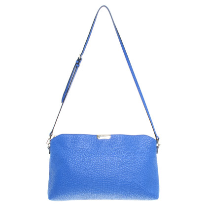 Burberry Prorsum Crossbody Bag in Blau