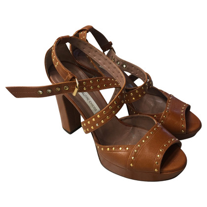 L'autre Chose Sandals in brown