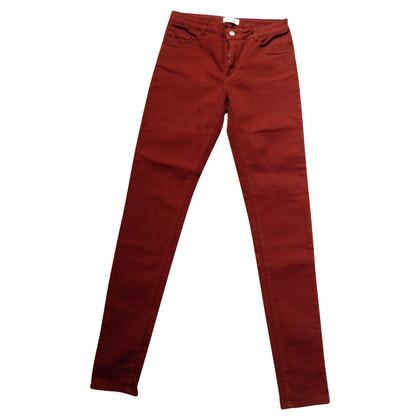 American Vintage Jeans Skinny in chiaretto