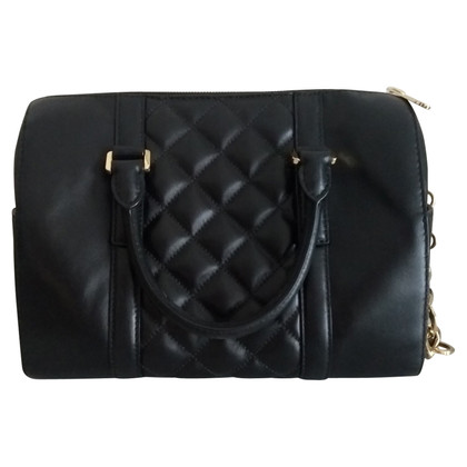 Michael Kors Boston bowling bag in black